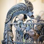 wrought-iron-peacock